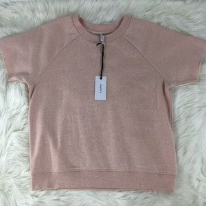 NWT Z Supply The Triblend Raglan Pullover